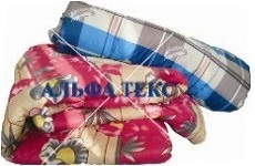 Cинтепоновые одеяла